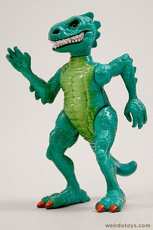 Socket Poppers Dinosaur figure by Ertl