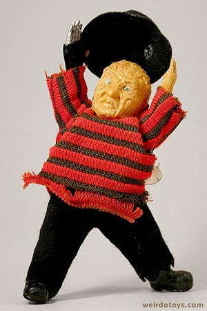 Freddy Krueger Window Hanger