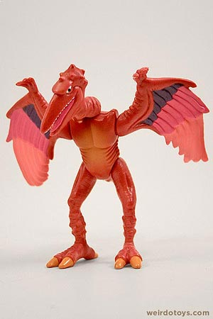 Socket Poppers Pterodactyl figure by Ertl