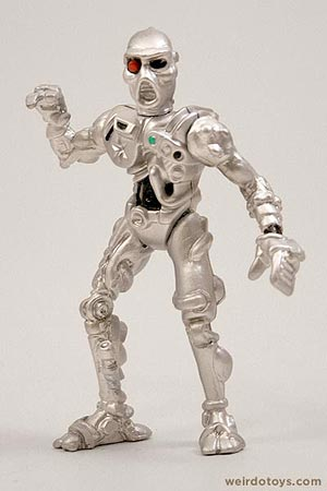 Socket Poppers Robot figure by Ertl