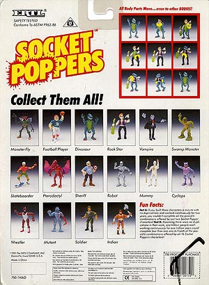 Socket Poppers by Ertl