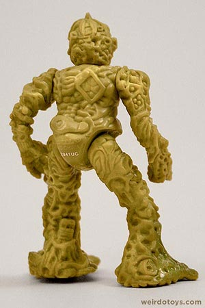 Socket Poppers Swamp Monster figure by Ertl
