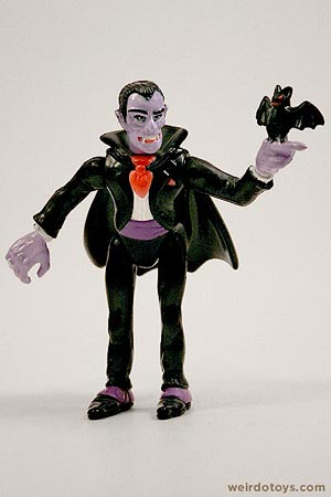Socket Poppers Vampire figure by Ertl
