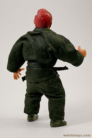 Karate Cyborg Figure
