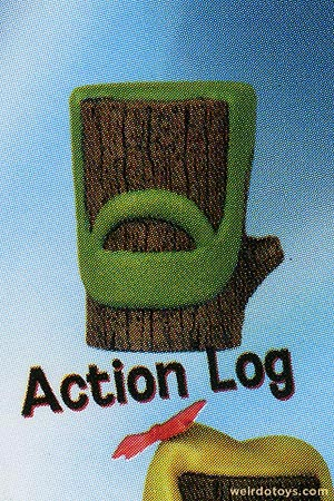 Log by Palisades Toys