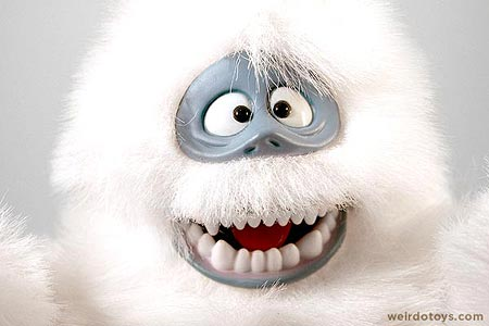 Rudolph the Red-Nosed Reindeer Abominable Snow Monster
