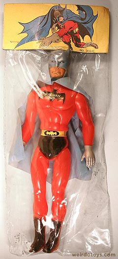 Batman Bootleg