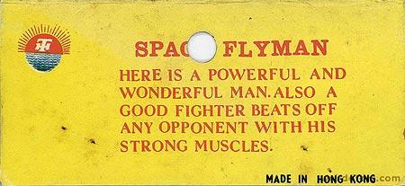 Bootleg Robin Card