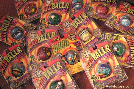 Madballs Sick Toys