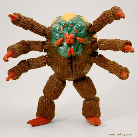 Spidertron by Bandai