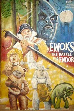 Ewoks Poster