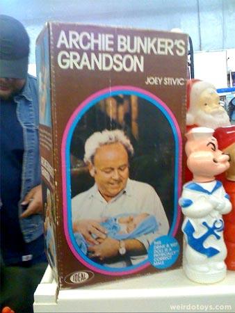 Archie Bunker's Grandson