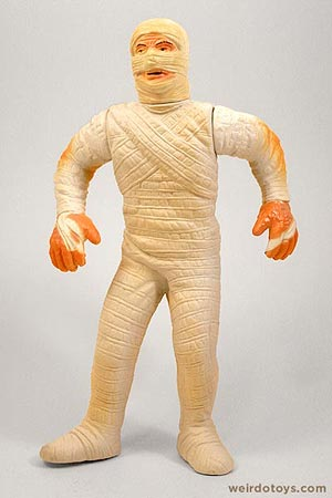 Mummy figure by Imperial Toys