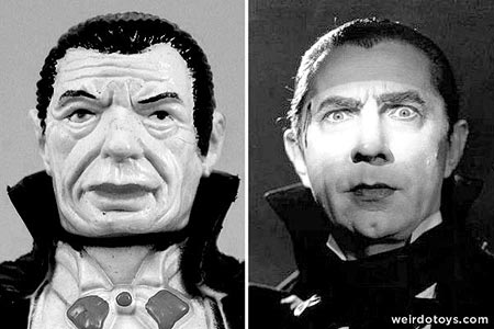 Dracula figure by Imperial Toys