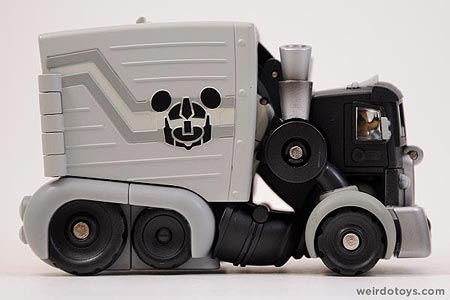 Mickey Mouse Transformer
