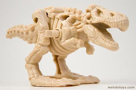 Rexy - Happy Meal Toy - Night at the Museum