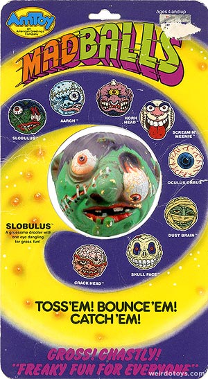 Madballs Package