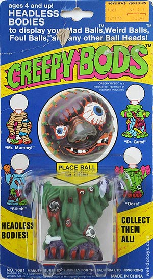 Ooze - Creepy Bods