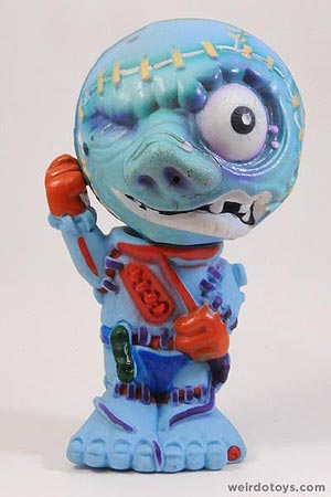Stitch - Creepy Bods
