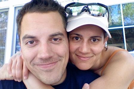 Me and Nadine