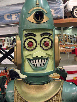 Allentown Antique Toy Show