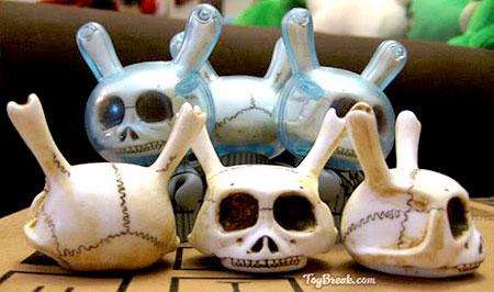 Dunny Skulls