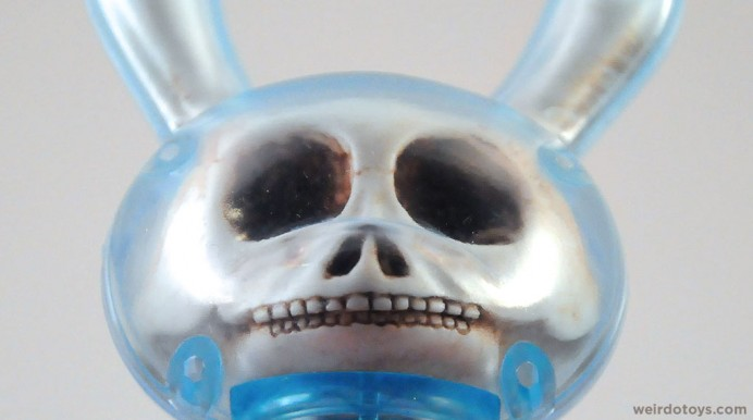 Custom Dunny Skull by George Gaspar
